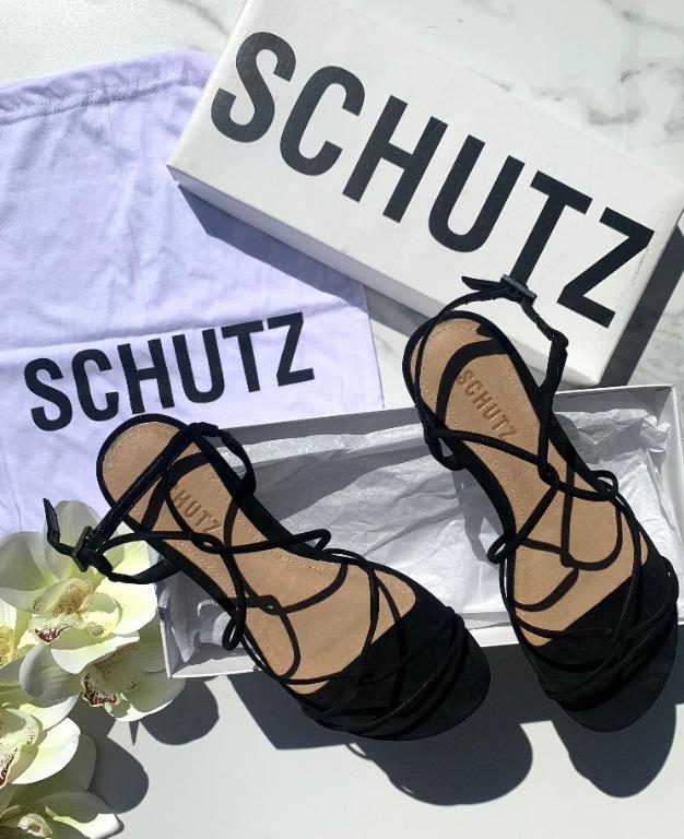 SCHUTZ   Boyet Sandal size 6