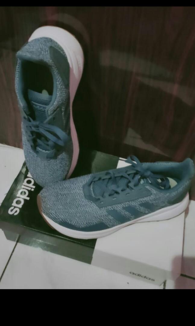 Sepatu adidas duramo 9 original 100% size 40