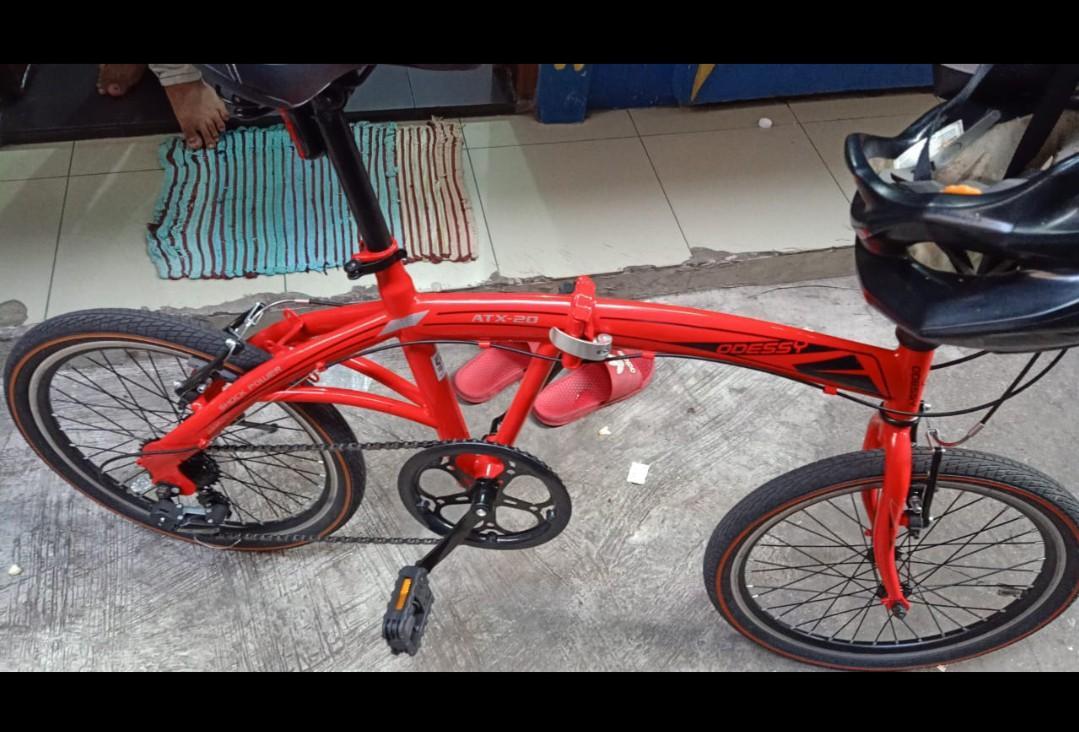 Sepeda Lipat jual murah