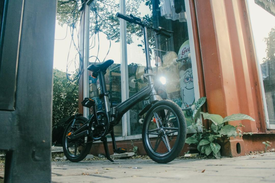 Song Of Youth e-bike