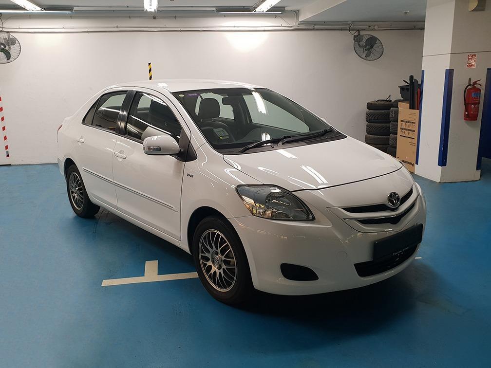 Toyota Vios...cheap and good
