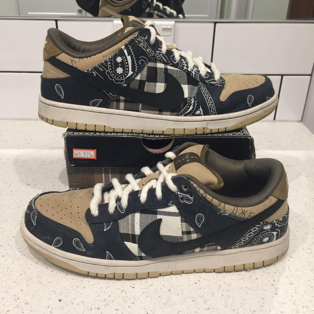Travis Scott sb dunks
