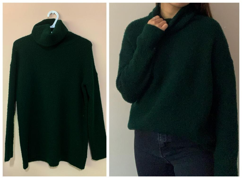 Turtle Neck Sweater (Forever 21)