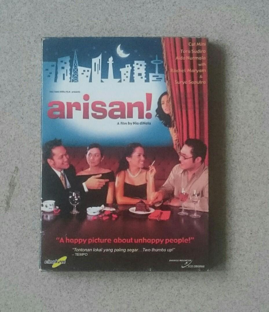 Vcd Arisan.