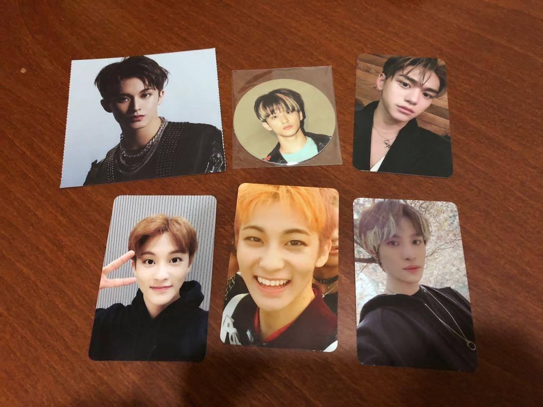 Wts Nct 127 Wayv Pc Clearance Mark Lucas Yang Yang Entertainment K Wave On Carousell