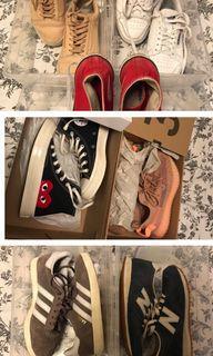 Yeezy vans adidas new balance comme des garçon
