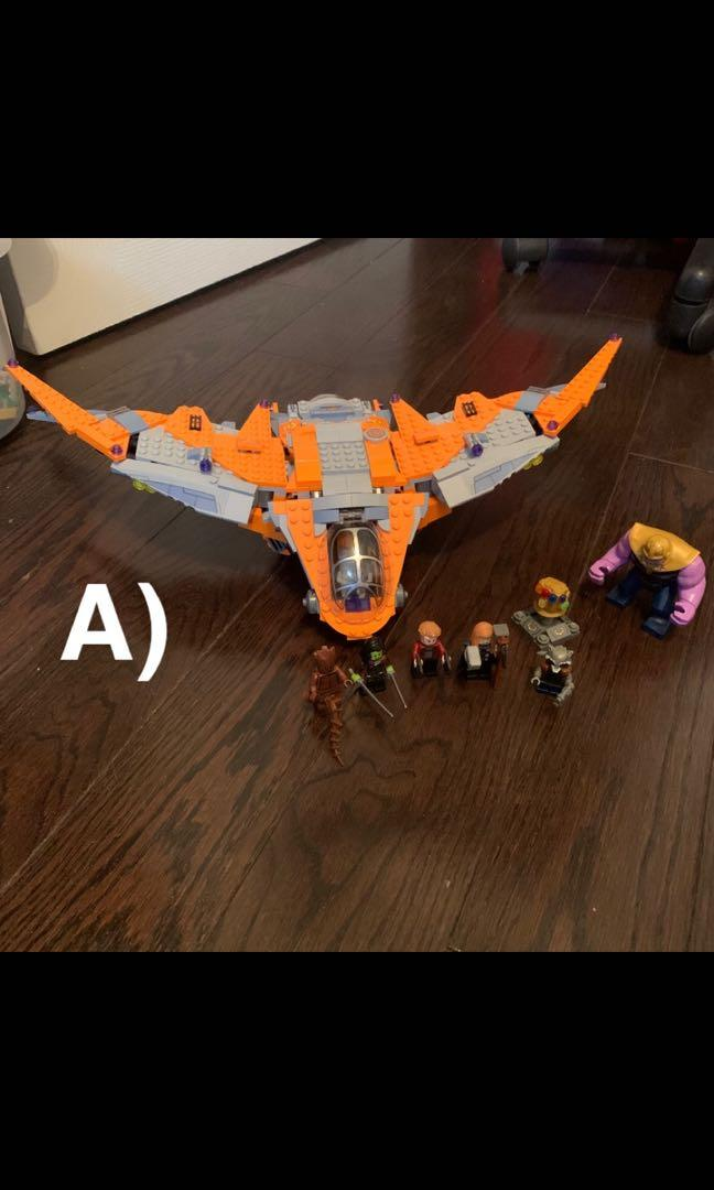 10 Different Lego Sets (Read Discription) 400$ for all