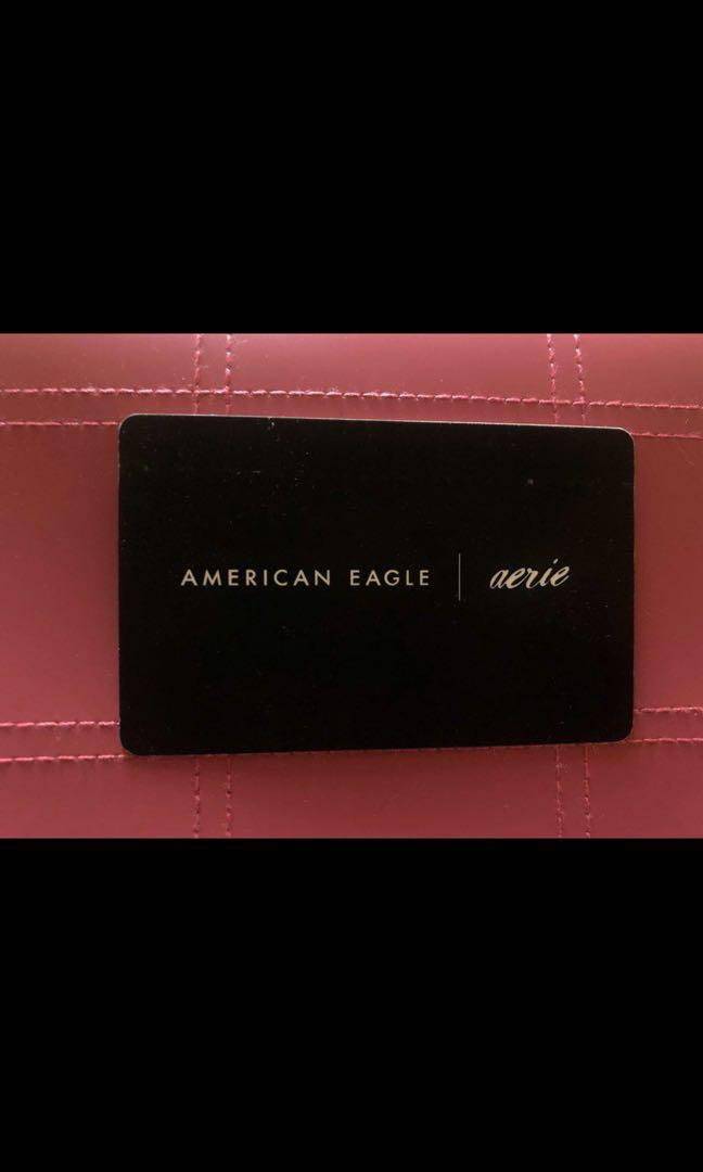 $11.87 aerie/American eagle e-giftcard