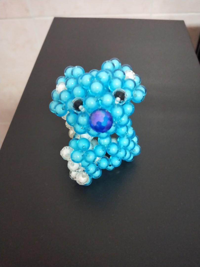 可愛無尾熊(藍)
