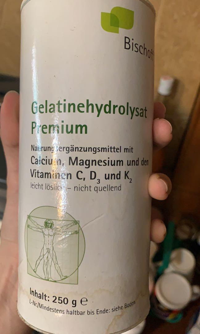 德國進口 鈣粉 約剩8成