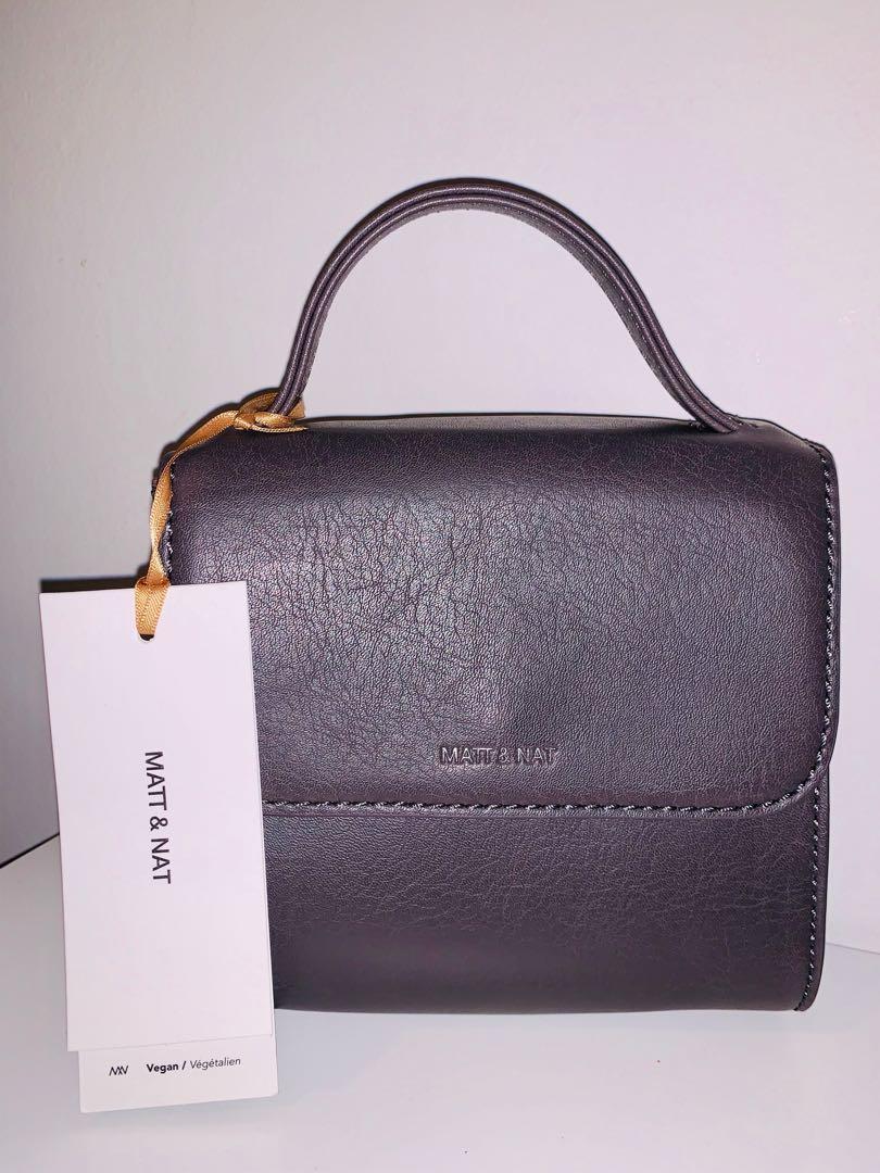 Brand new Matt & Nat Lara handbag/crossbody bag