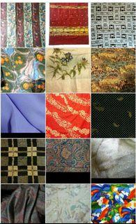 Fabric ($9-$20/m) 10-20% off now