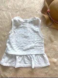 Gingersnaps White Top