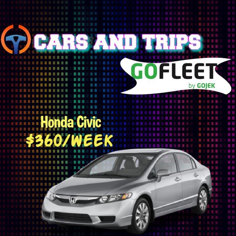 Honda Civic Good Condition !