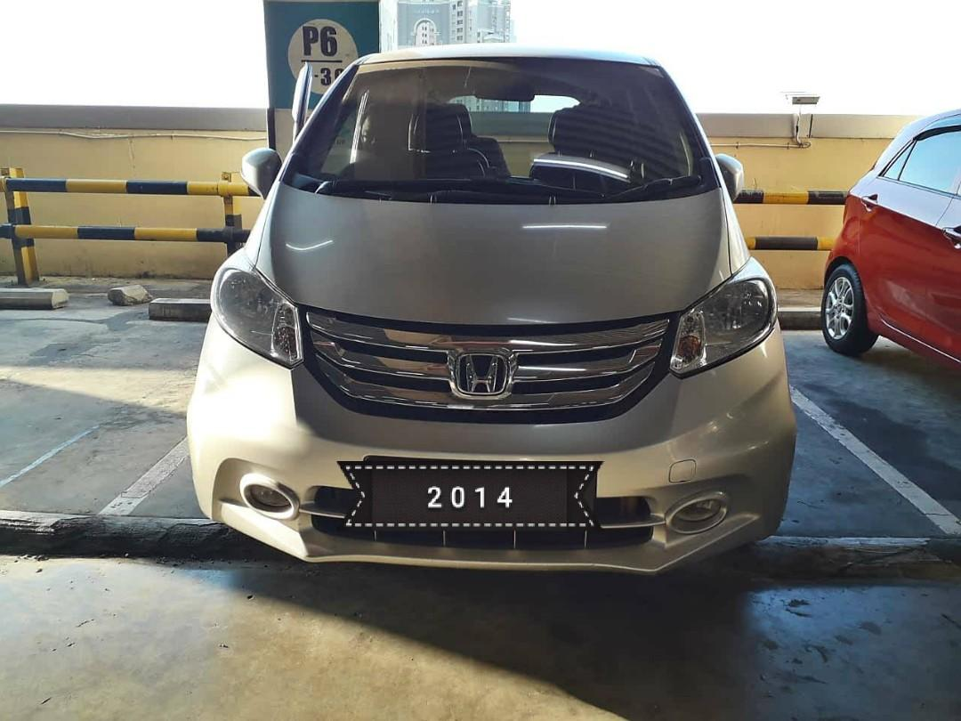 Honda Freed PSD FL 1.5 AT 2014 angs 1.9 jt