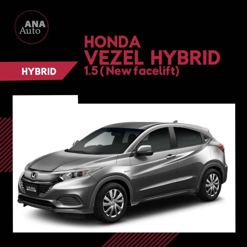 Honda Vezel Hybrid 1.5 (New Facelift)