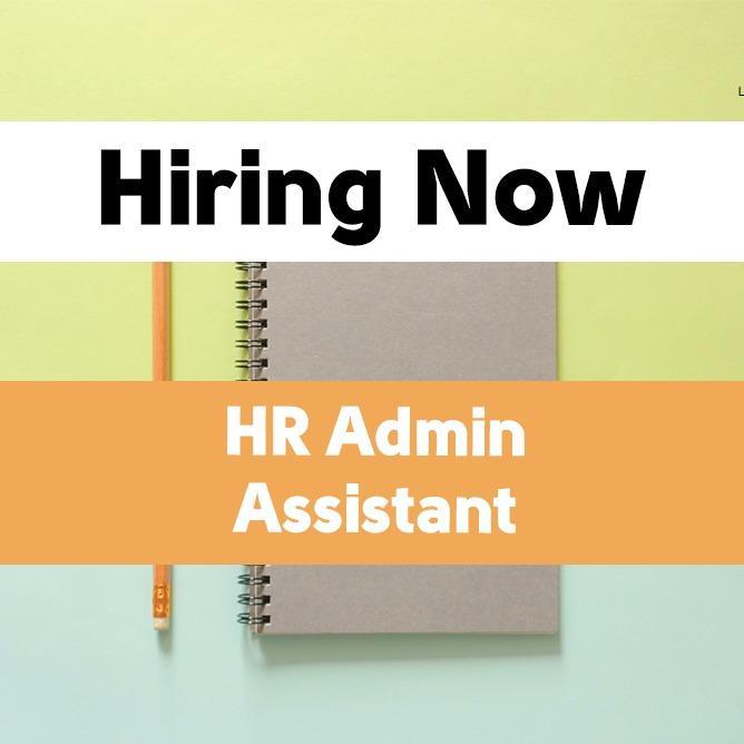 HR Admin Assistant