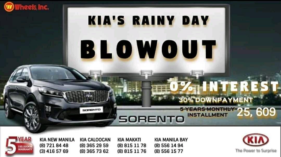 Kia Sorento 2.2 CRDI 4x2 Auto
