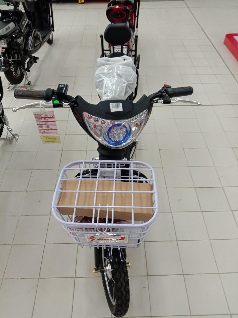 Kredit Sepeda Listrik Bunga Bisa 0% Tanpa Kartu Kredit