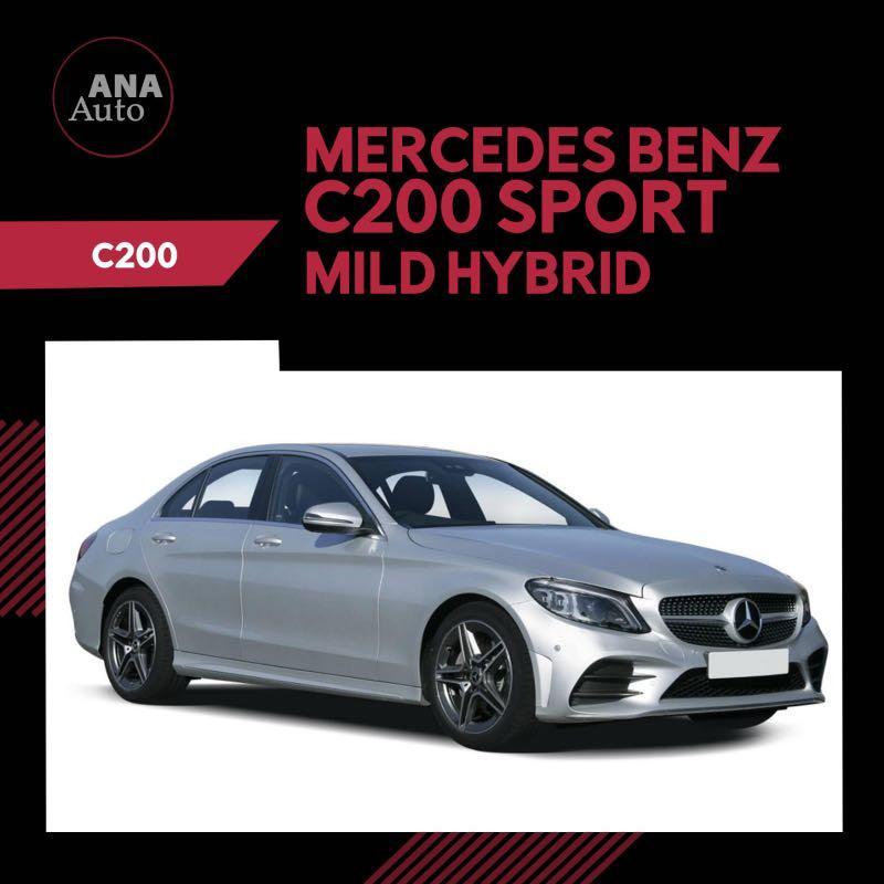 Mercedes Benz C200 Sport (Mild Hybird)