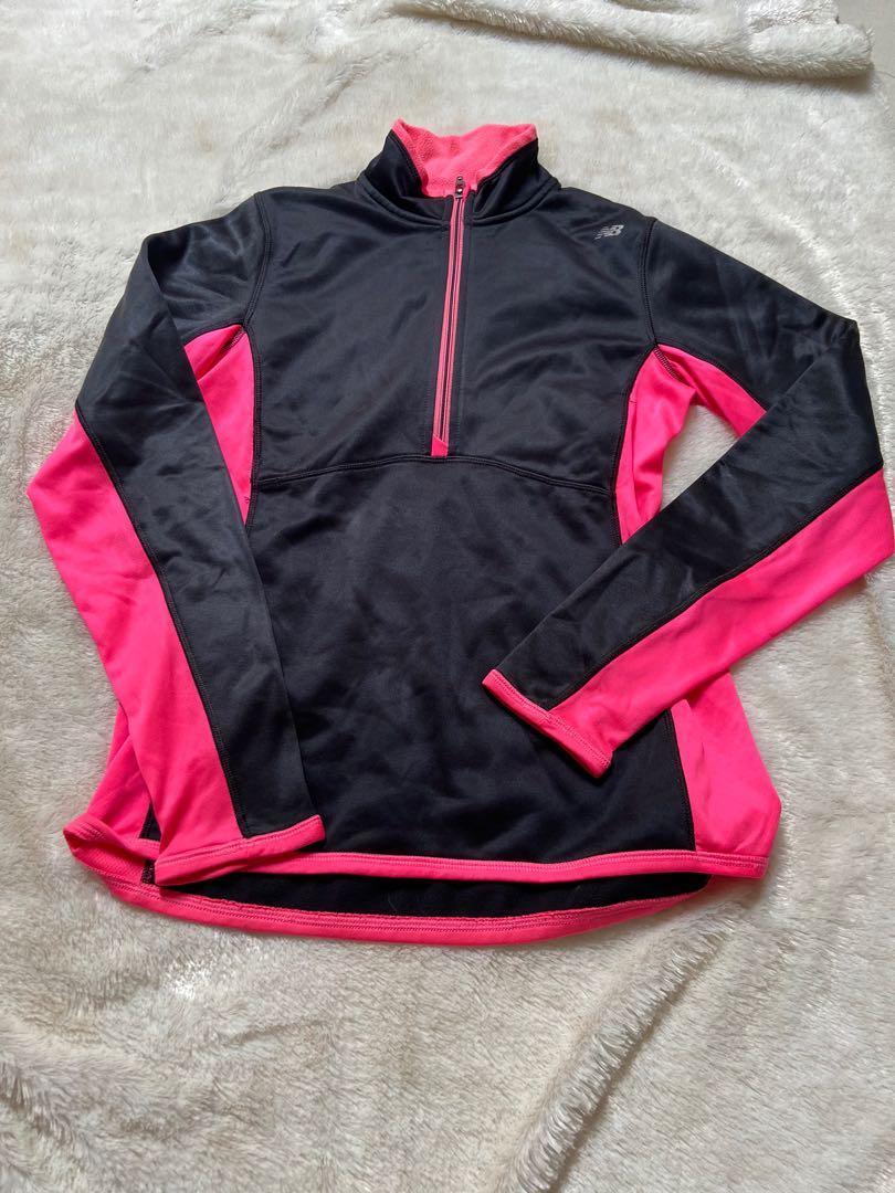 New balance running jacket sz S