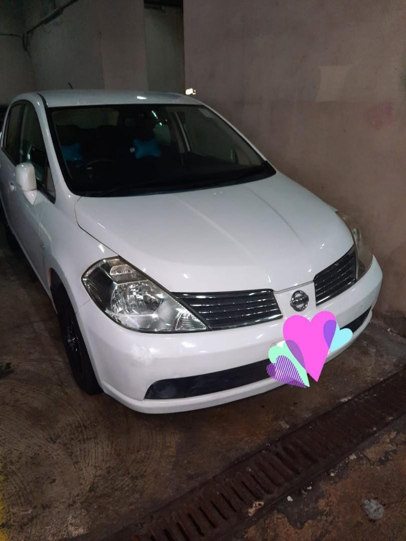 Nissan Tiida tidda Auto