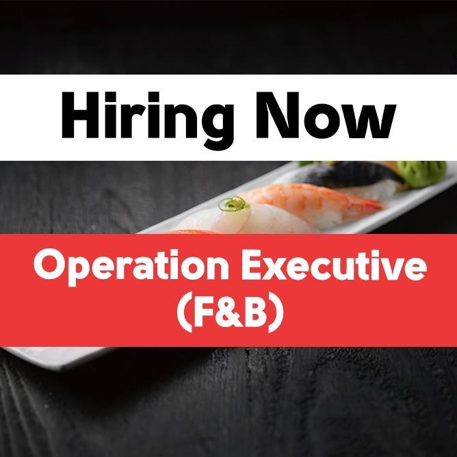 Operation Executive (F&B)