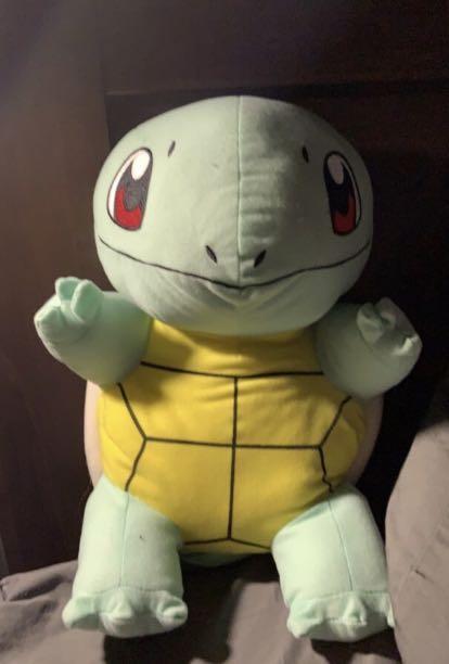 Pokémon Squirtle Plushy