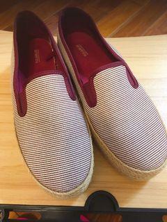PULL & BEAR 厚底休閒鞋