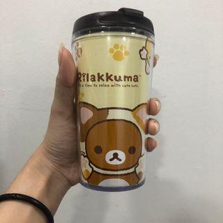 RILAKKUMA SAN-X FLASK BOTTLE