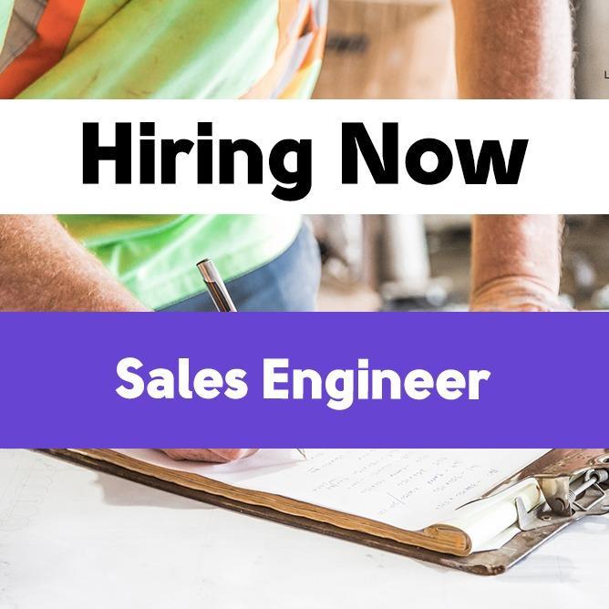 Sales Engineer