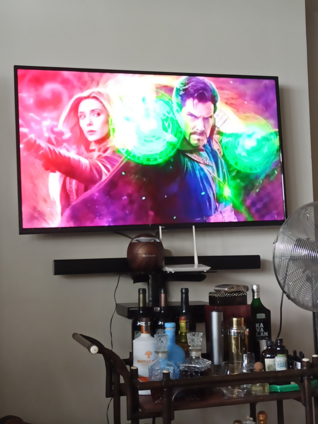 Tcl 50 Inch Uhd Smart Tv P65 Electronics Tvs Entertainment Systems On Carousell