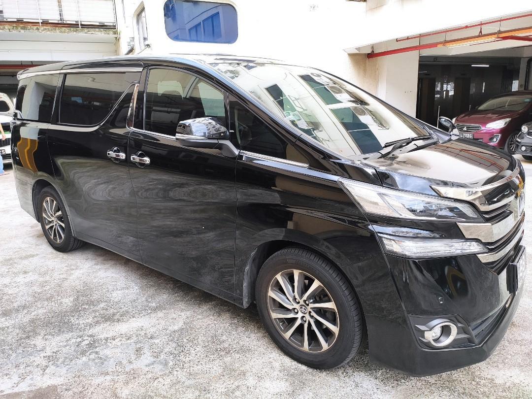Toyota Alphard 2.4 (A)