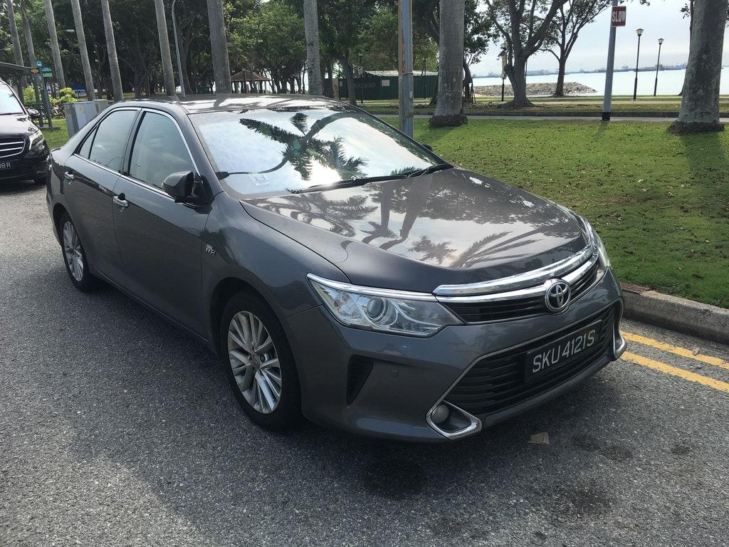 Toyota Camry Luxury for $58/day (long term discount available)