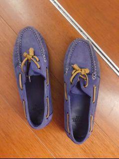 Travel Fox旅狐🦊藍紫色休閒鞋