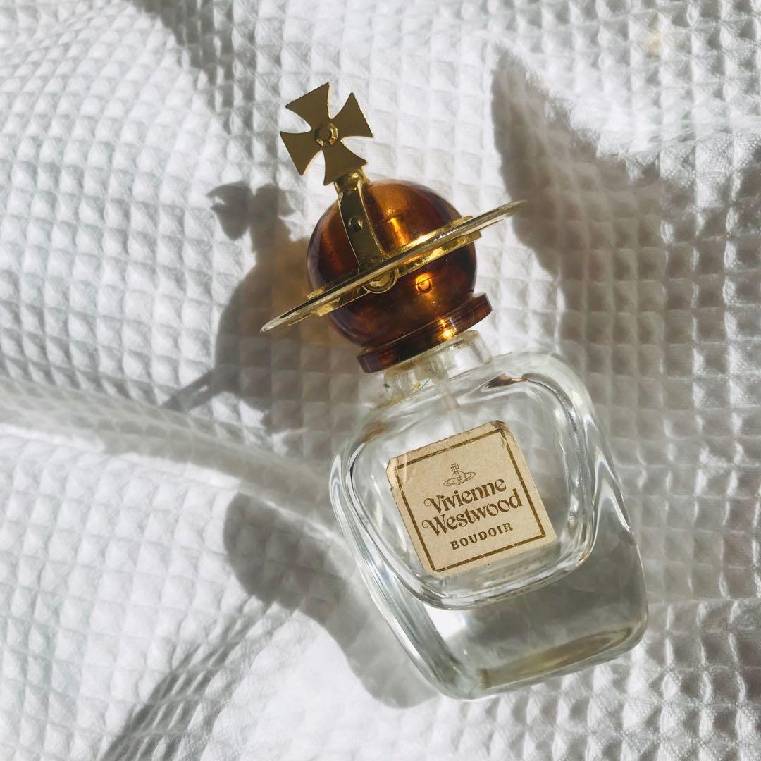 Vivienne westwood perfume (empty bottle)