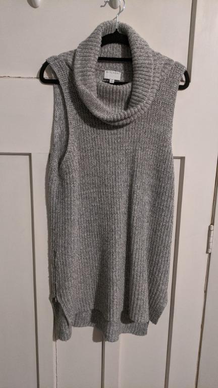 Witchery sleeveless sweater