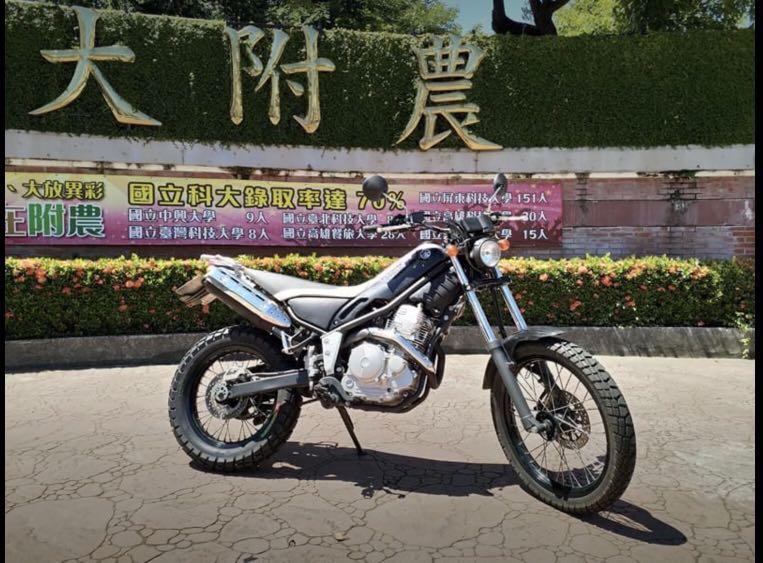 XG250 日本進口 完稅車 可辦理分期