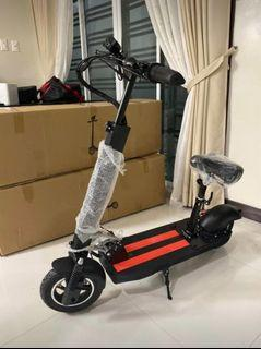 36v Mober S10 Electric Scooter Folding Scooter E Scooter with Remote for Anti Theft