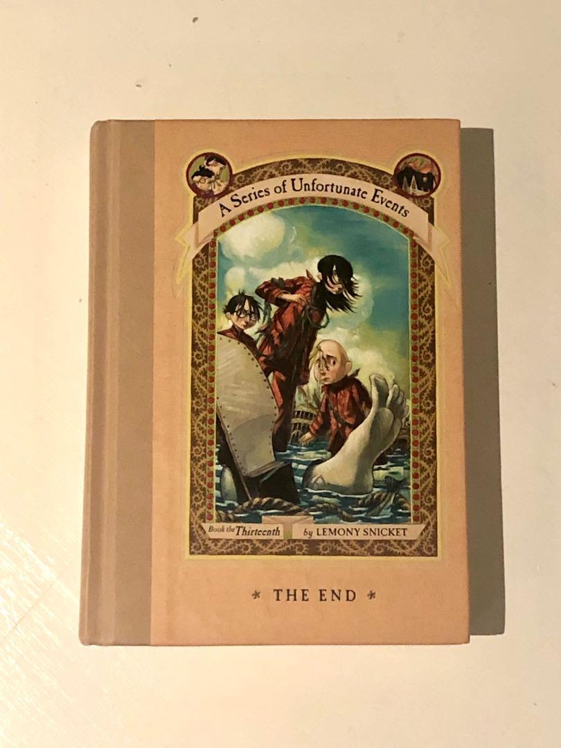A Series of Unfortunate Events - The End