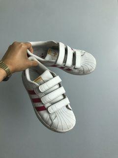 Adidas Velcro Superstars