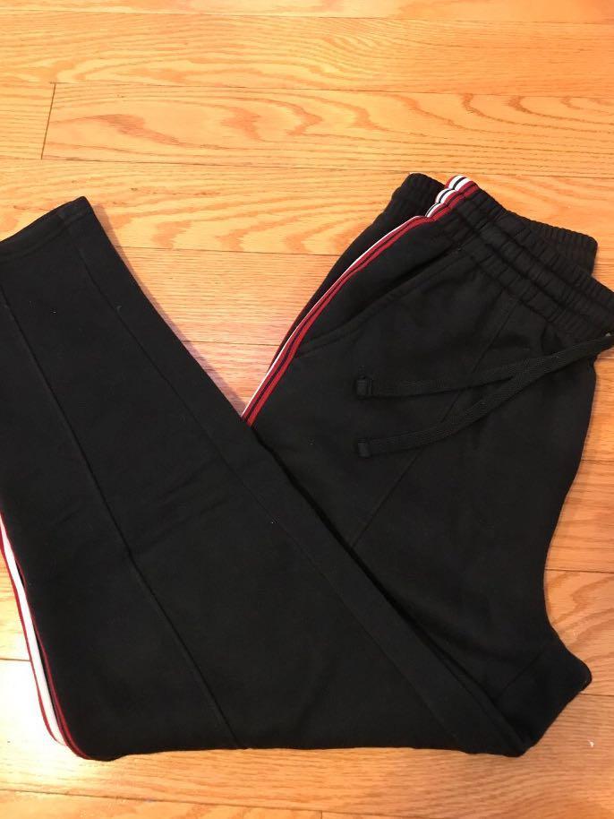 Aritzia Black Sweatpants