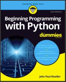 Begin Programming with Python