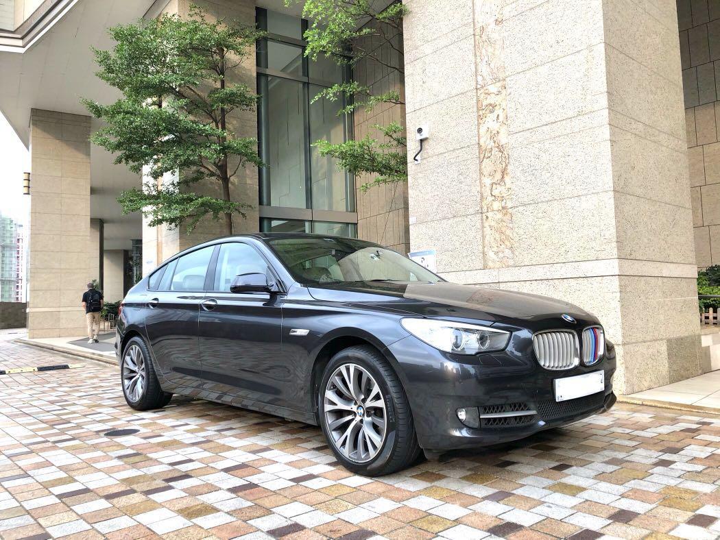 BMW 550i Gran Turismo (A)