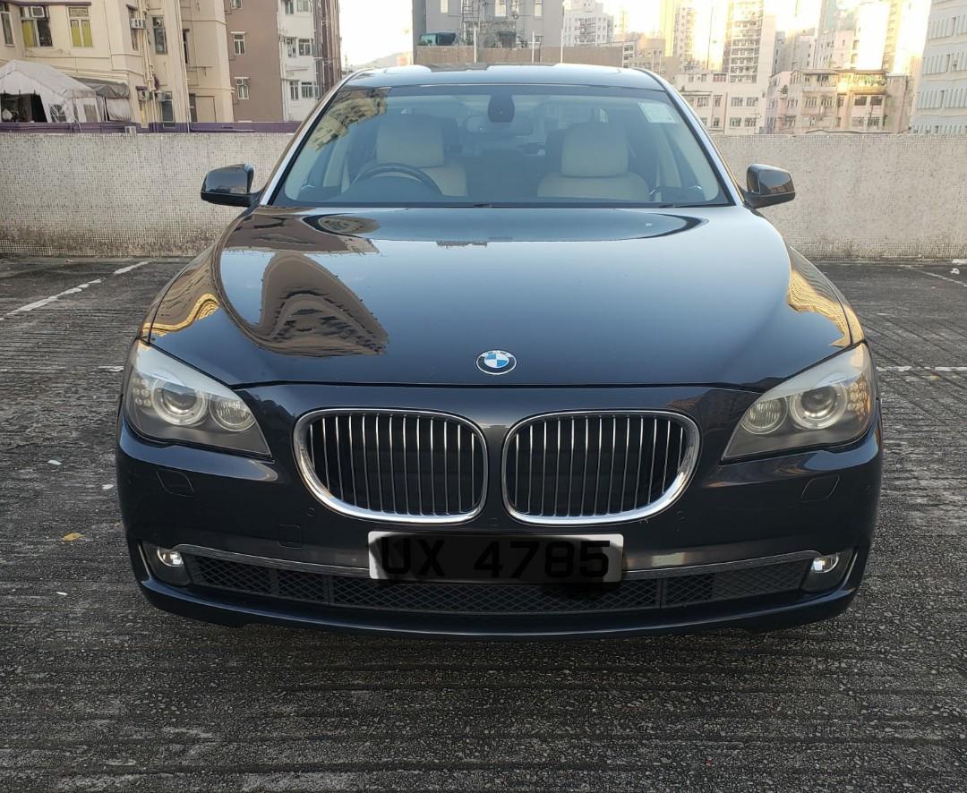 BMW 740Li BMW 740 LI Auto