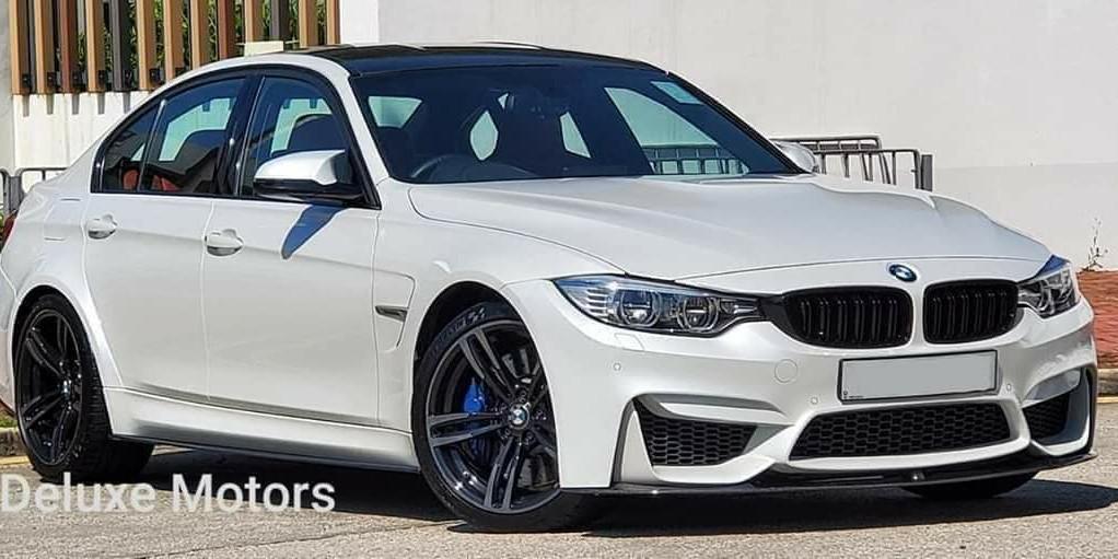 BMW M3 2014 Auto