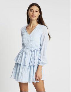 BRAND NEW size  8 Blue dress