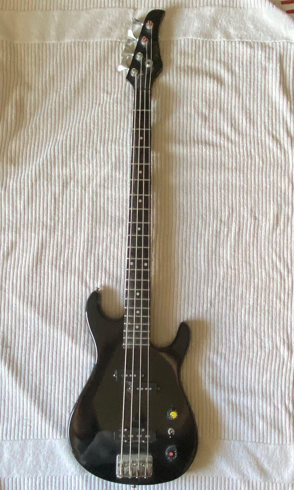 El Degas Bass Guitar