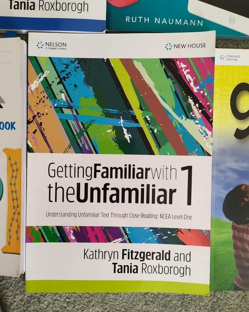 English NCEA Workbook