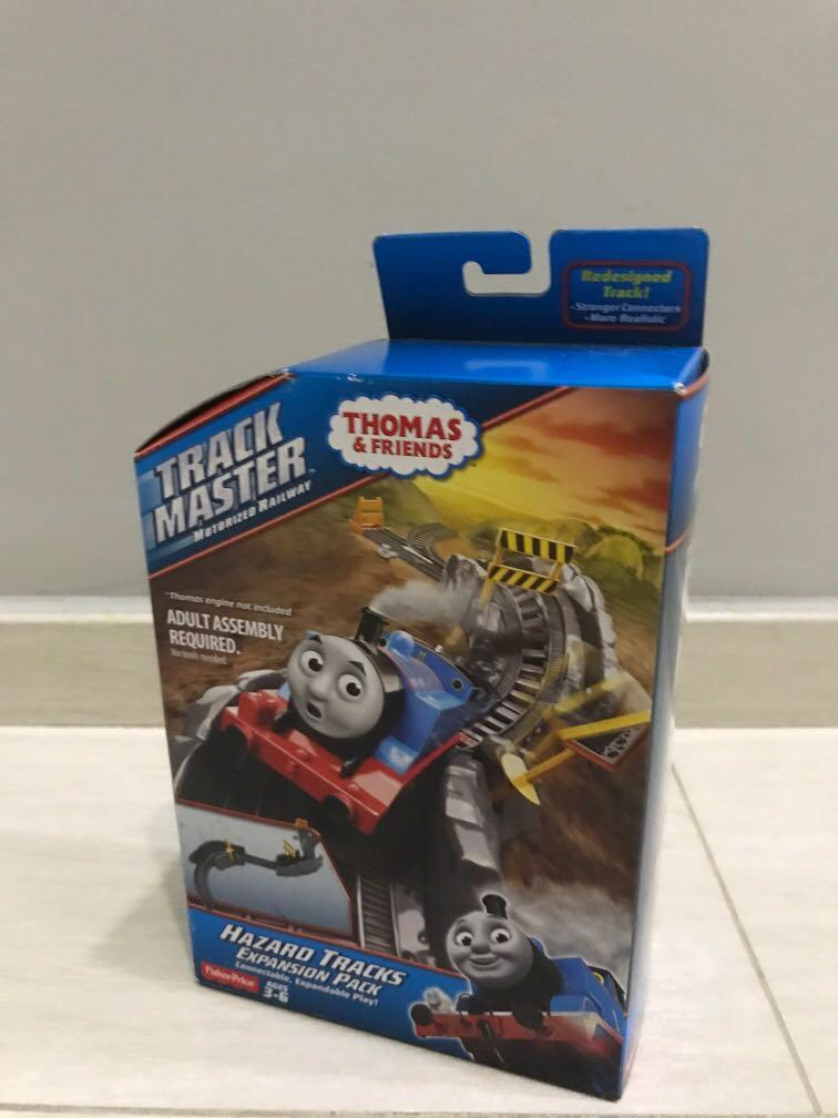 Trackmaster Thomas /& Friends Hazard Tracks Expansion Pack